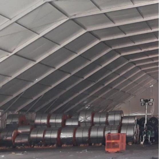 almacenamiento siderurgia