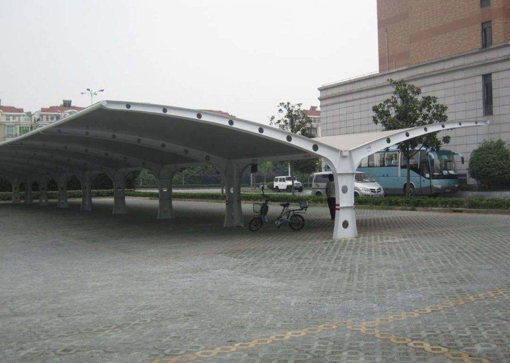 carpa parking