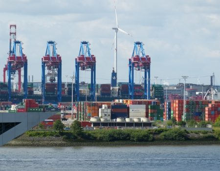 logística portuaria
